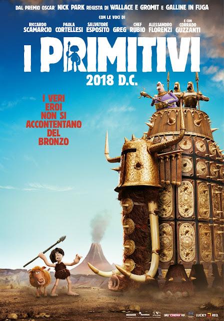 I Primitivi Aardman
