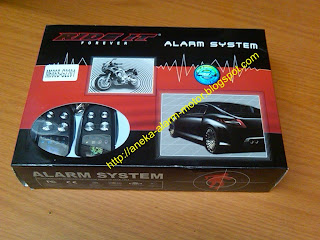 Alarm Motor RIDE IT