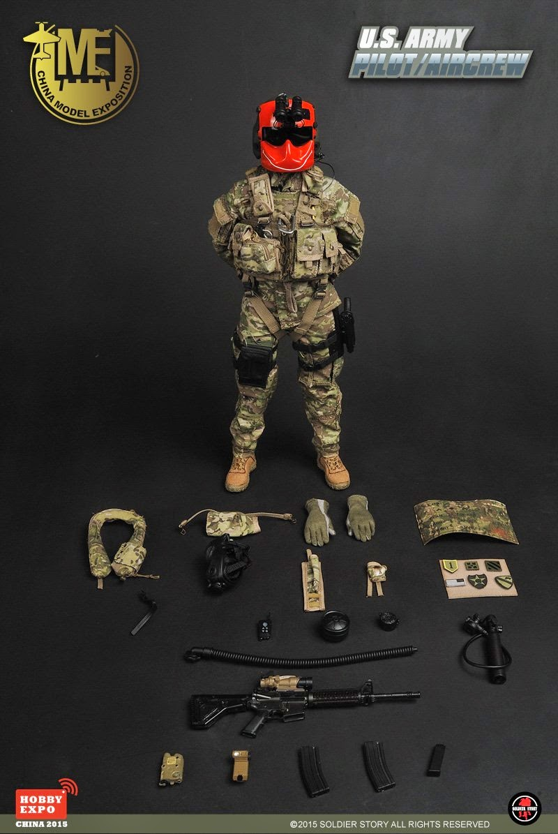 Onesixthscalepictures Soldier Story Us Army Pilot China
