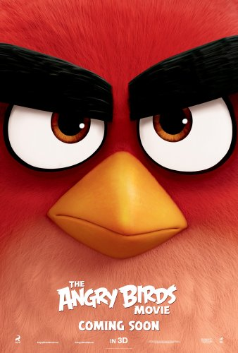 Angry Birds (BRRip 720p Dual Latino / Ingles) (2016)