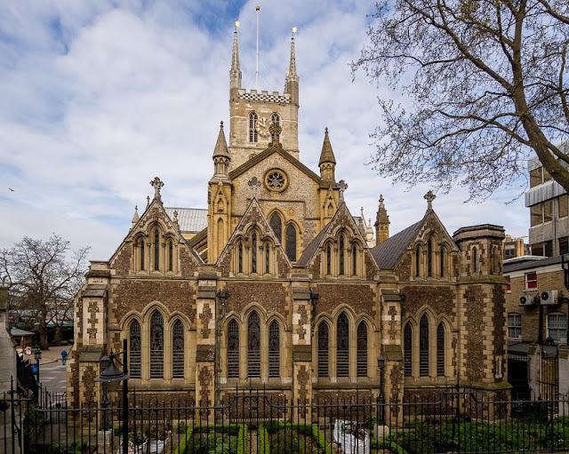 Southwark Cathedral em Londres