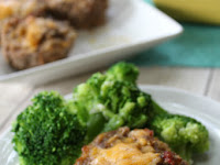 BACON CHEESEBURGER LOW CARB MEATLOAF