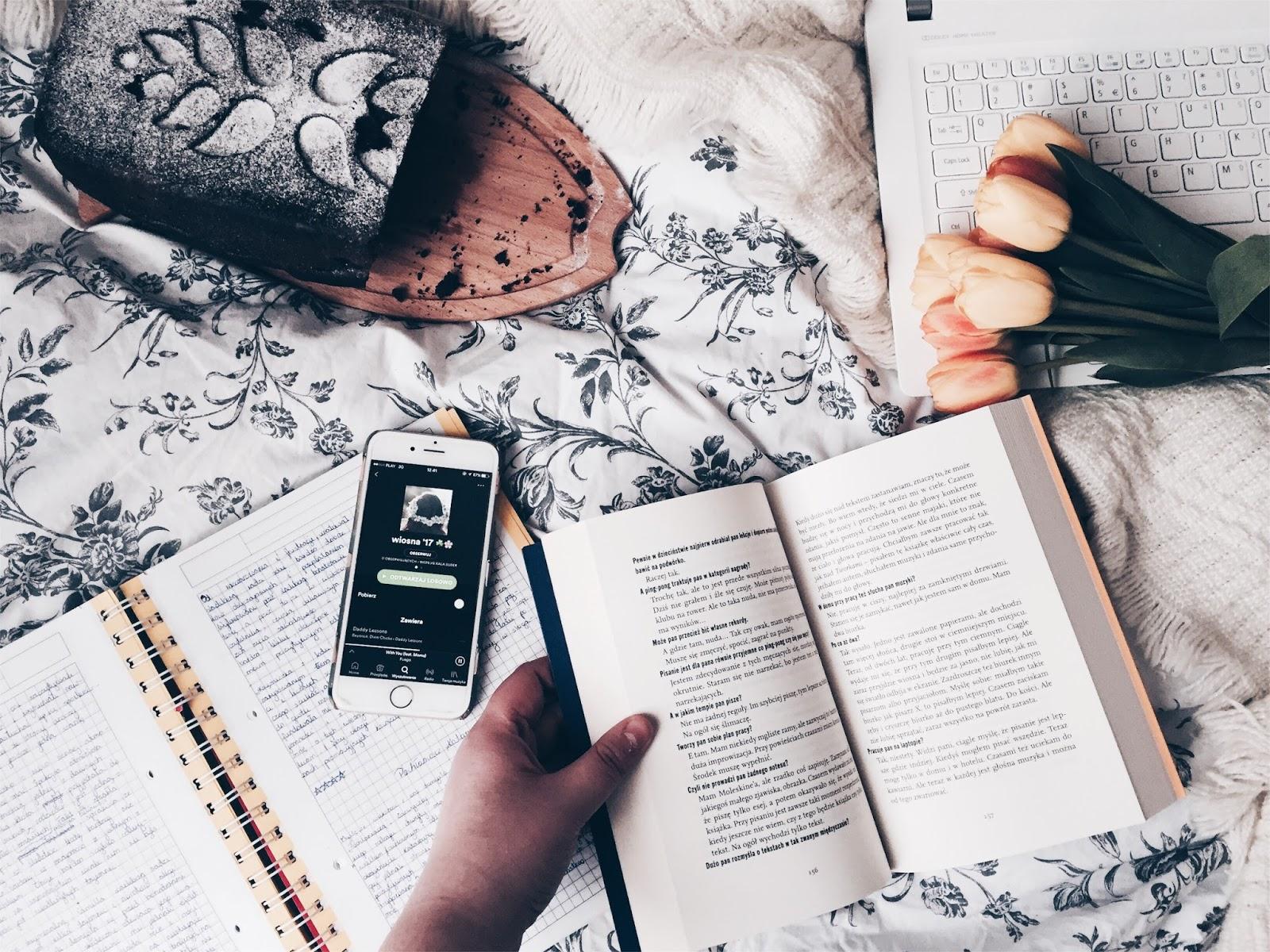 Co czyta Pani Mama?