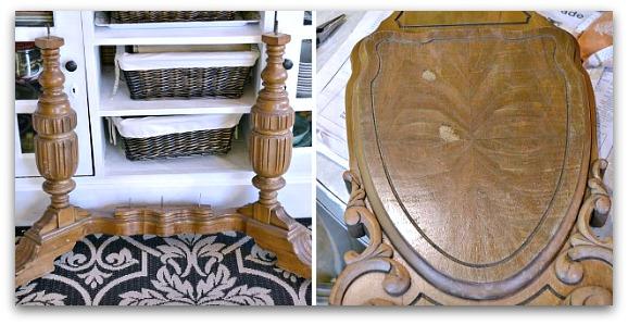 Broken Table Furniture Repurposing Ideas