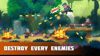 Metal Strike War v1.9.3 Mod APK4