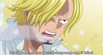 One Piece Episode 783 Subtitle Indonesia