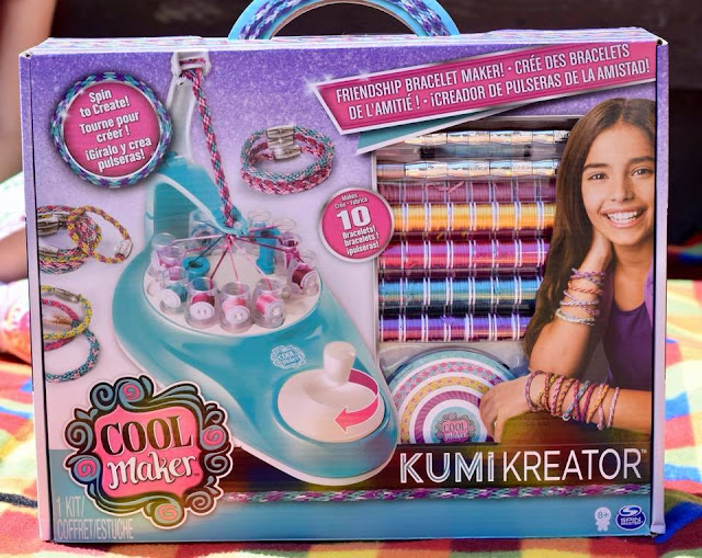 kumikreator friendship bracelet maker from cool create