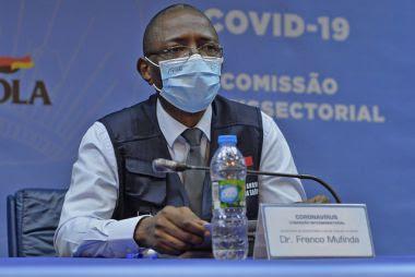 Covid-19: Angola com seis óbitos, 50 novos casos e 24 recuperados