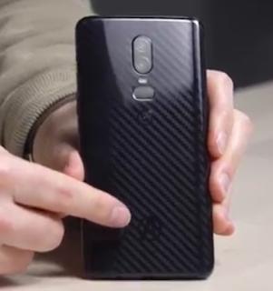 OnePlus 6 Avenger Version