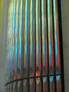 Organ of time