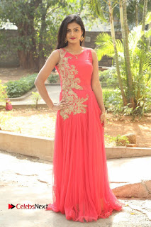Telugu Actress Anusha Stills at Dhyavudaa Movie Teaser Launch  0085.JPG