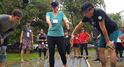 "LOOK: Photos From The Team Building Of The Cast And Production Team Of ""The General's Daughter"""