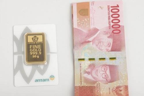 Cuan Investasi Emas untuk Karyawan Bergaji Kecil, Begini Caranya
