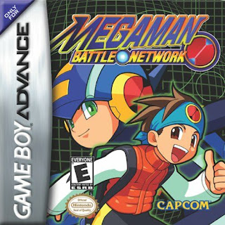 Megaman Battle Network ( BR ) [ GBA ]