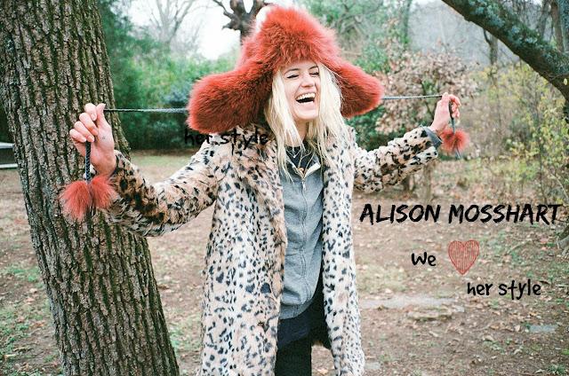 Alison Mosshart style