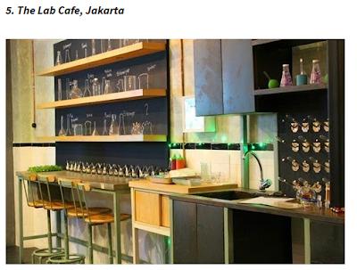 desain cafe laboratorium paling keren