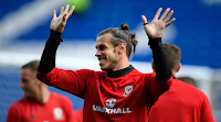 GARETH BALE BECOMES WALES' RECORD GOALSCORER WITH CHINA HAT-TRICK