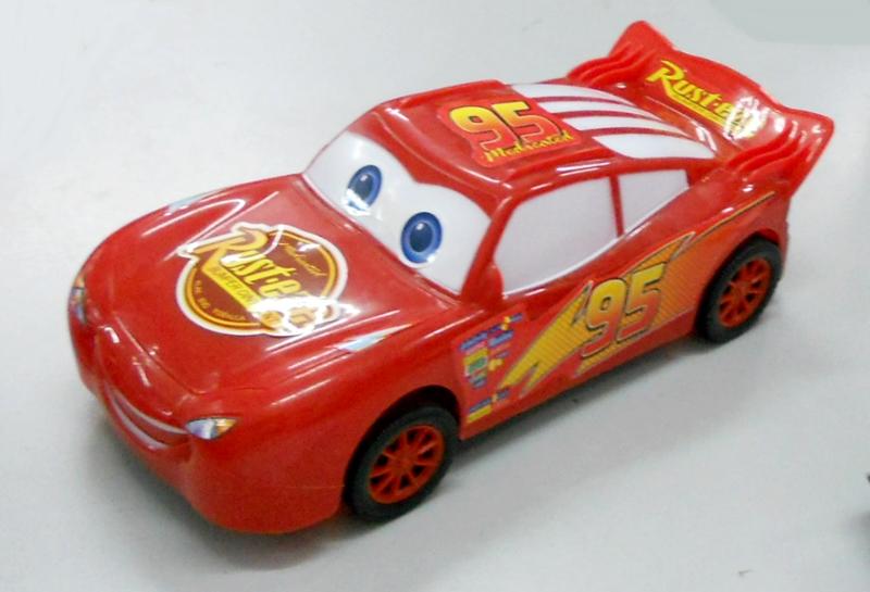 bongbongidea toy car lightning mcqueen 25cm