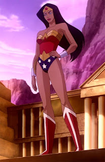 Wonder Woman Height - How Tall