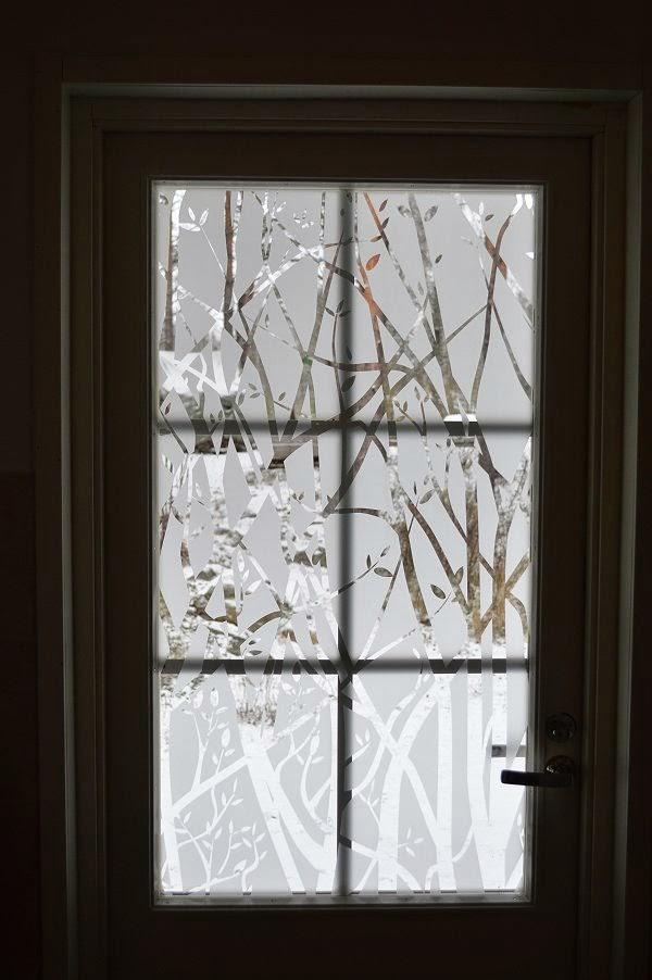 Näkösuoja Ikkunaan