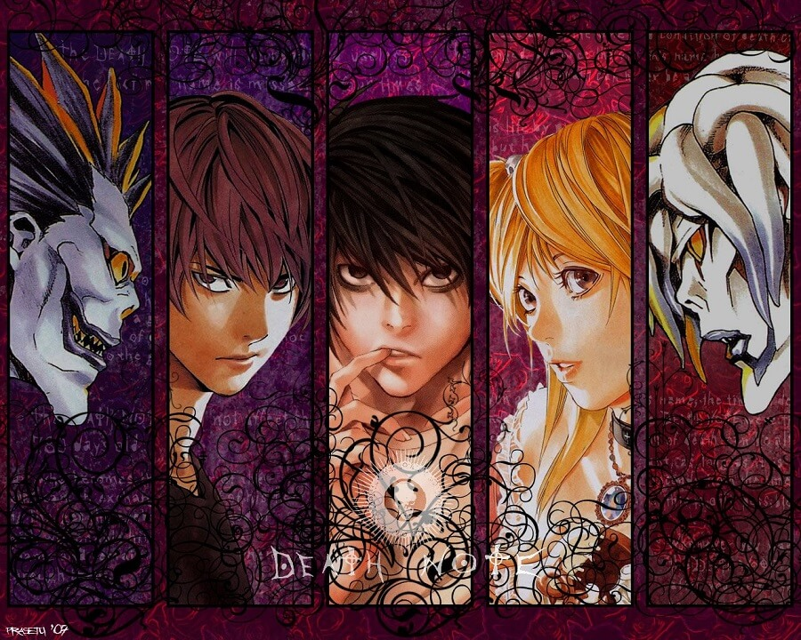Download Death Note [BD] Sub Indo : Episode 1-37 END