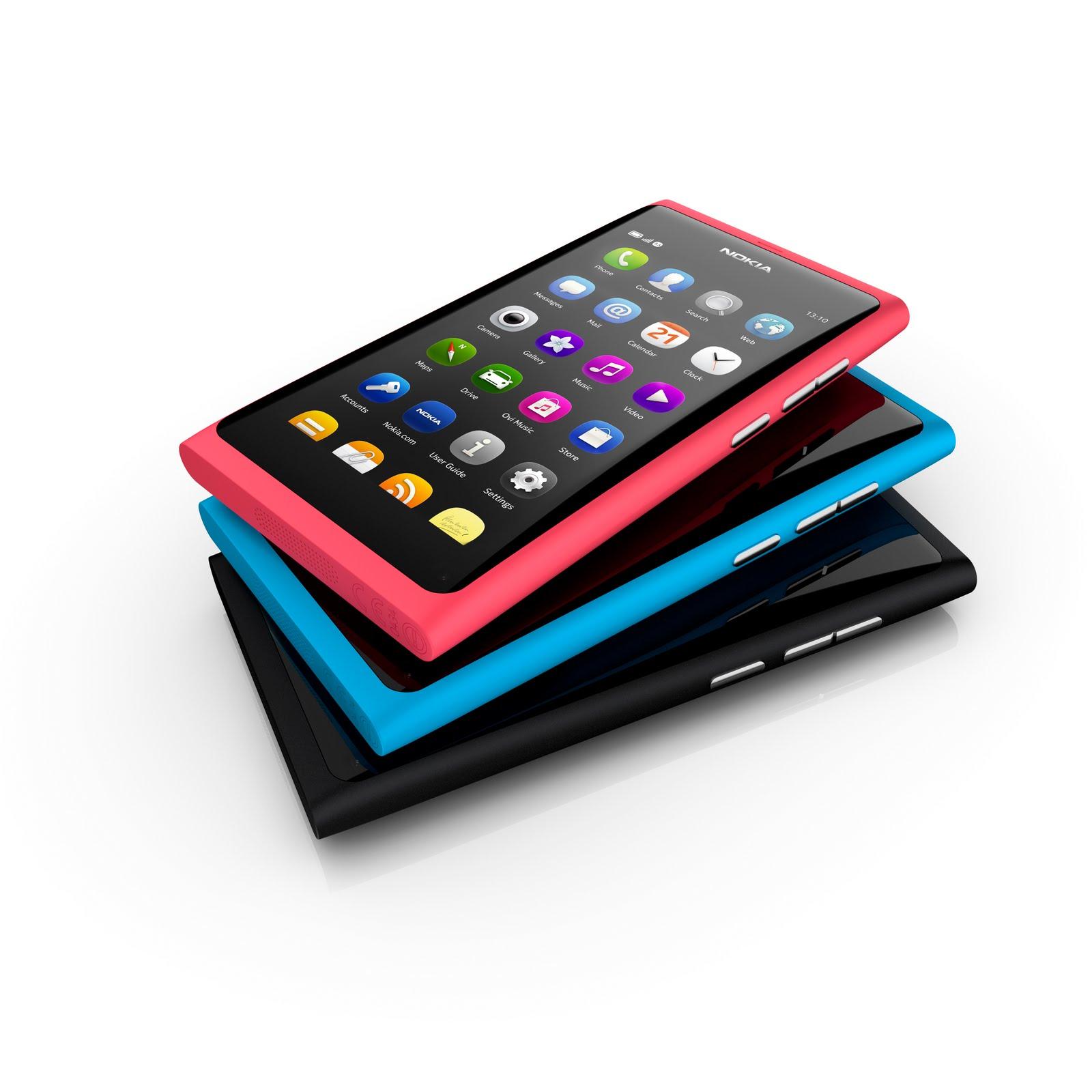 The Nokia N9 | Adamok.Net