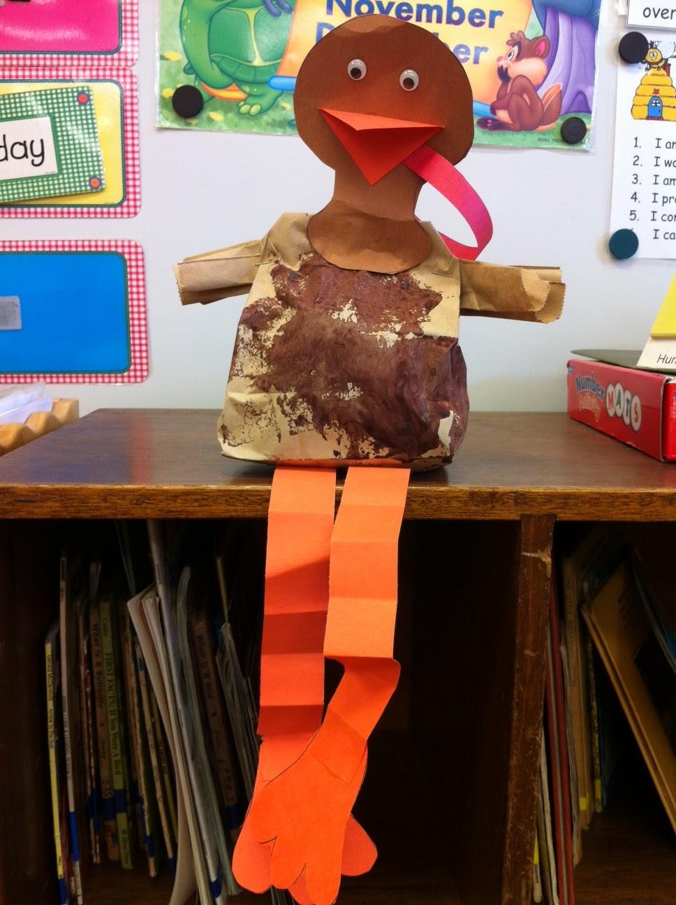 Kinder Garden: Kindergarten Kids At Play: Thanksgiving Crafts