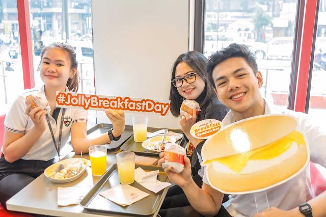 Jolly Breakfast Day
