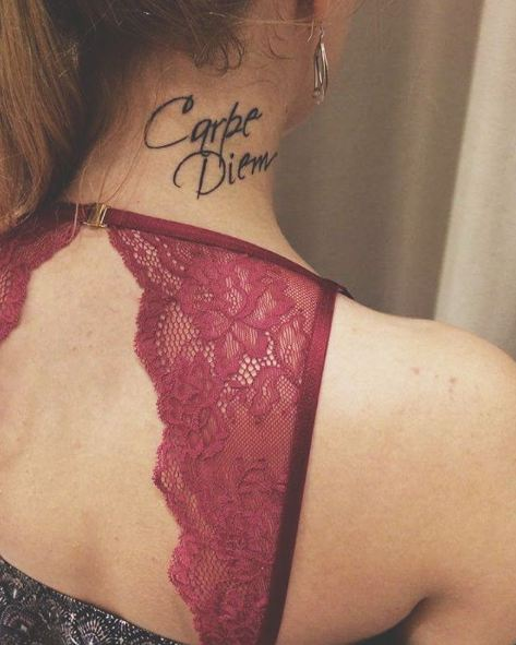 Carpe Diem Tattoos