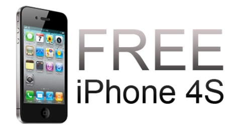 Win iPhone 4S Free