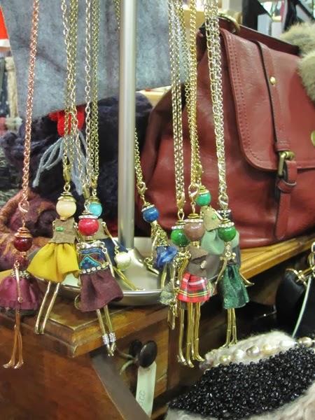 Collares muñeca con cadena