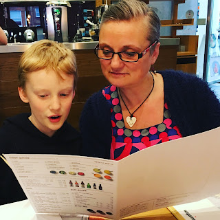 Wagamama restaurant #review