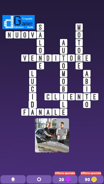 Soluzioni One Clue Crossword livello 26 schemi 10 (Cruciverba illustrato)  | Parole e foto