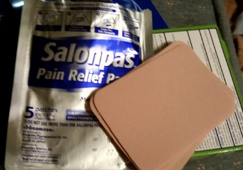 CAN YOU USE SALONPAS ON YOUR HEAD