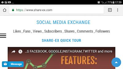 تعرف على احسن أربعة مواقع لا تعرفها سوف تجعل قناتك علي اليوتوب وصفحاتك الاجتماعية تغرق بألاف المشتركين والإعجابات مجانا