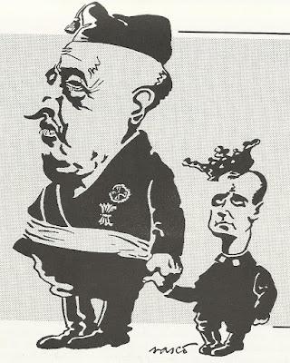 Imagini pentru franco caricaturas antifascistas