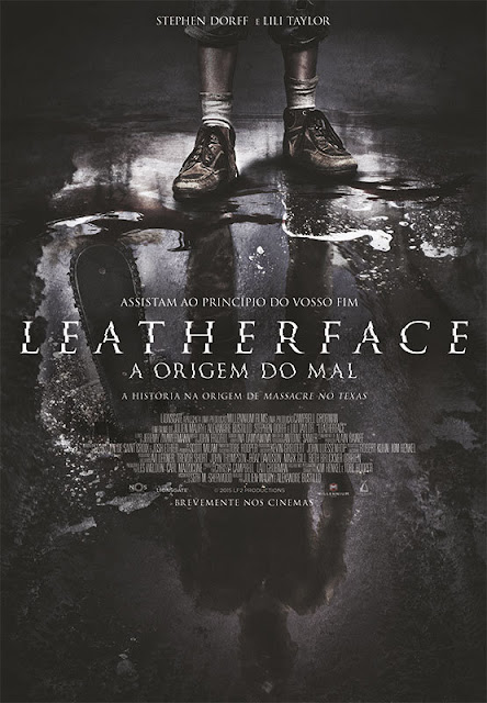 """Passatempo """"Leatherface - A Origem do Mal"""" - Convites para as antestreias"""