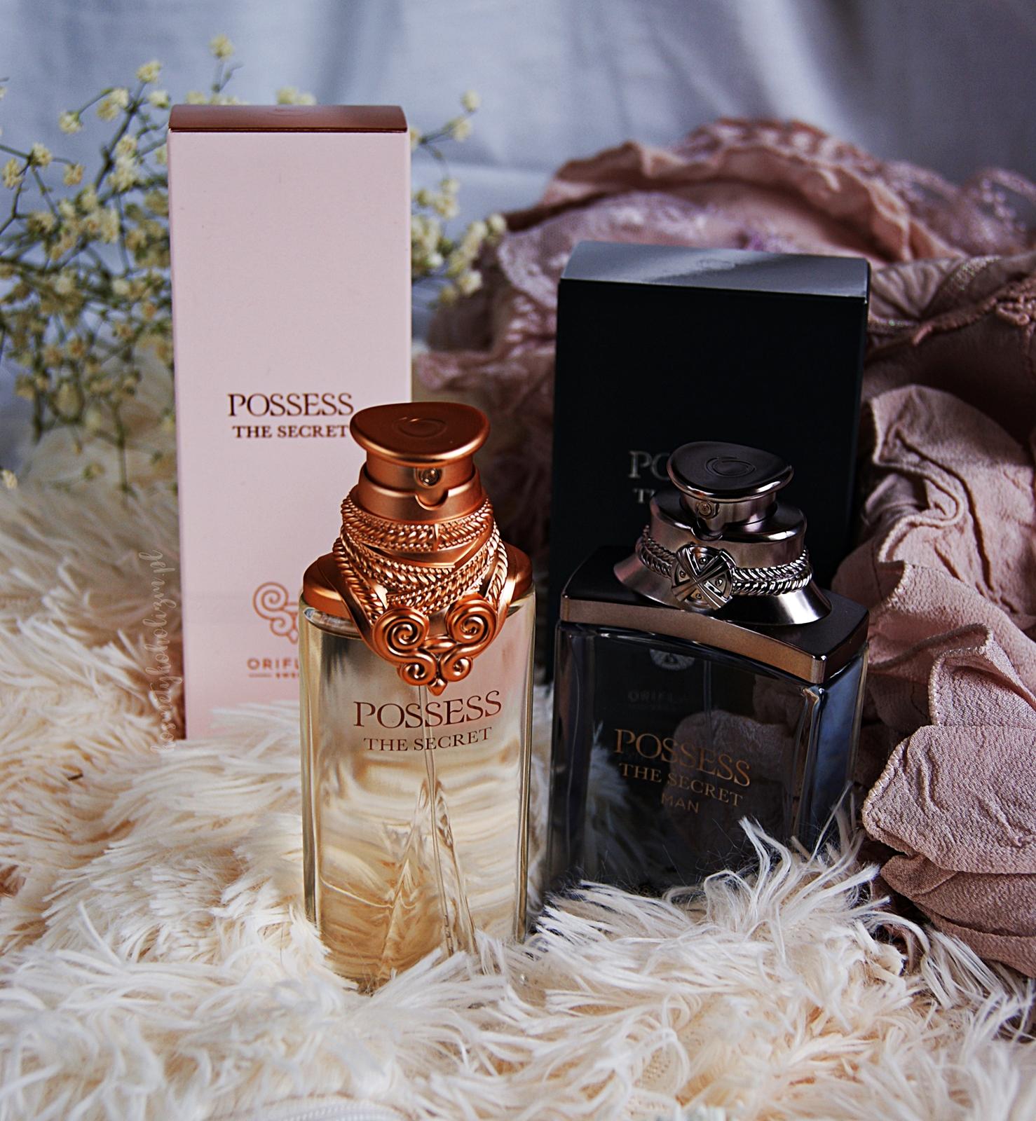 Oriflame POSSESS The Secret | Zapachy inspirowane nordyckimi bogami