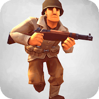 Mighty Army World War 2 (Mod Apk Money) + Obb