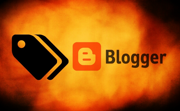 label icon platform blogger