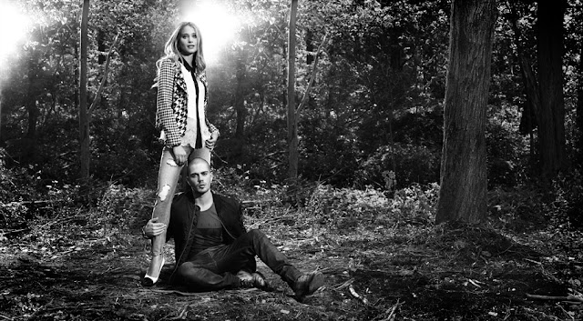 Buffalo Jeans Fall/Winter 2013 Campaign featuring Hannah Davis