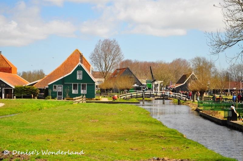 Zaanse Schans Open Air Museum, Amsterdam