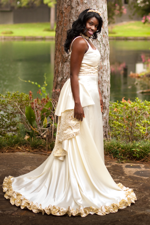 WEDDING COLLECTIONS: Pictures of African Wedding Dress