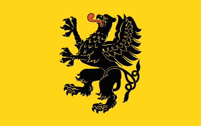 Flaga województwa pomorskiego