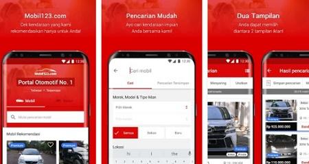aplikasi jual beli mobil terpopuler