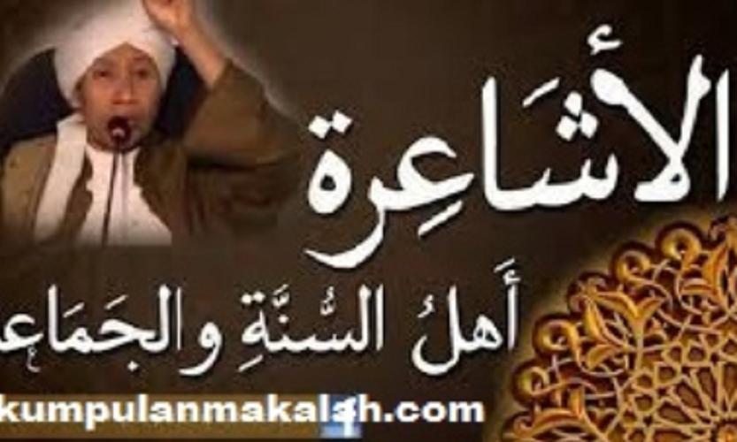 Paham Teologi Aliran Asy Ariyah
