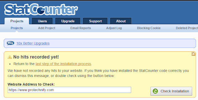 statcounter-checkinstallation