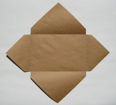 Como fazer um envelope passo a passo: