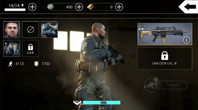 Afterpulse Apk + Obb Full Data v1.5.6 Versi Terbaru Mod Hack