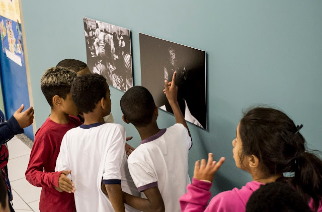EDUCAÇÃO & ARTE | Projeto educativo 'Caminhos da Arte' incentiva a produção fotográfica de jovens de escola pública na Vila Maria L